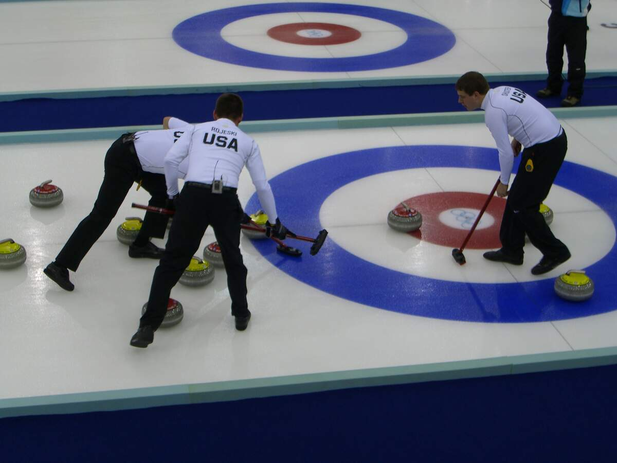 Image for Curling is Cool Day