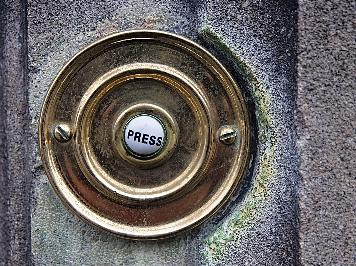 Image for National Doorbell Day