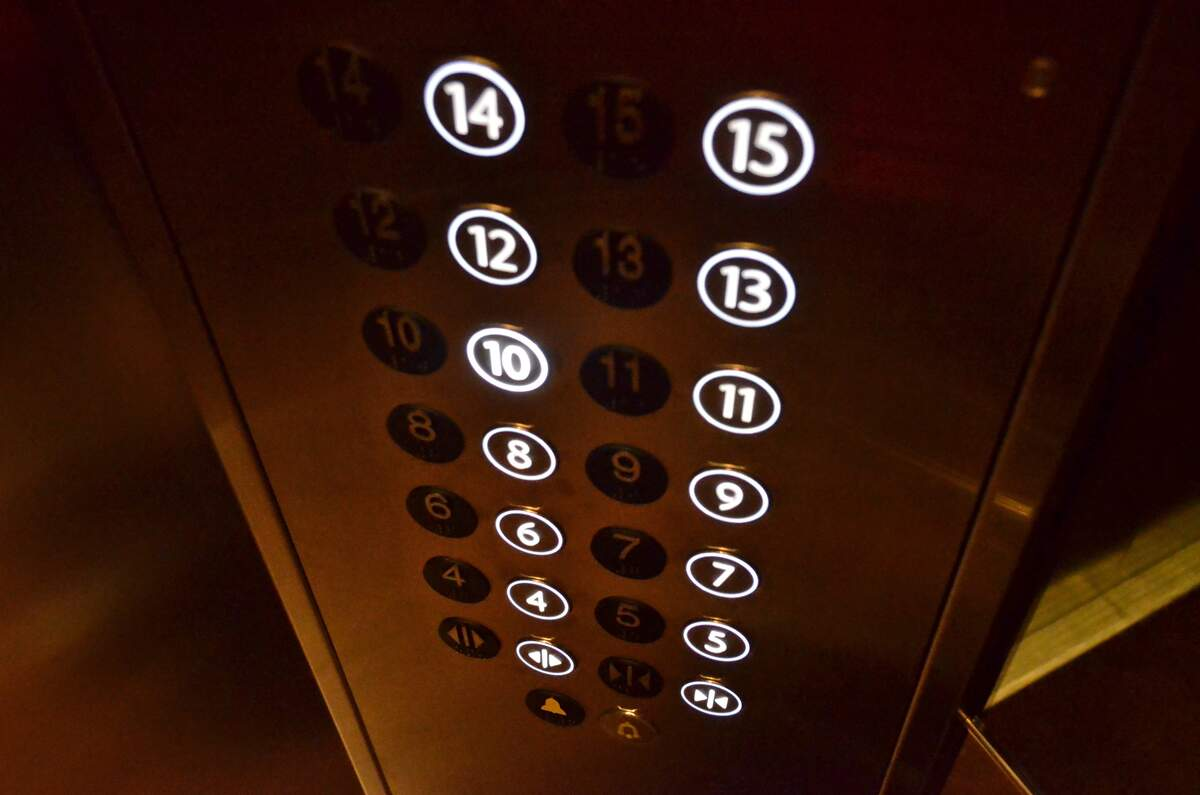 Image for National Talk in an Elevator Day