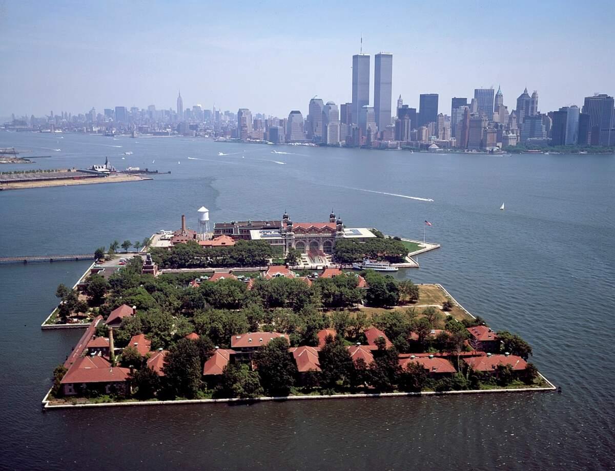 Image for Ellis Island Day