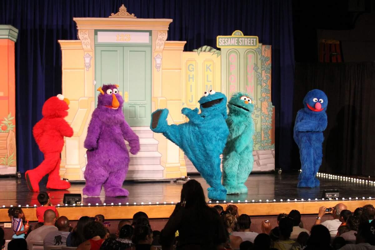 Image for Elmo's Birthday
