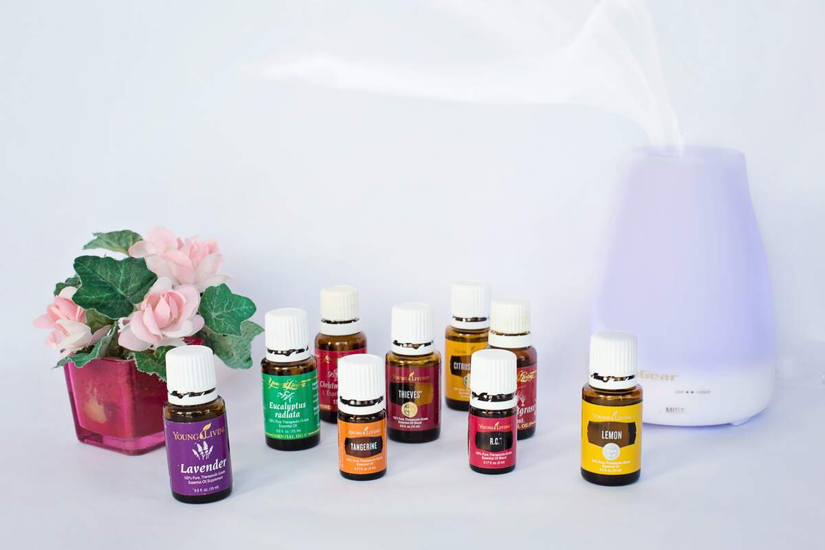 Image for International Essential Oils Day
