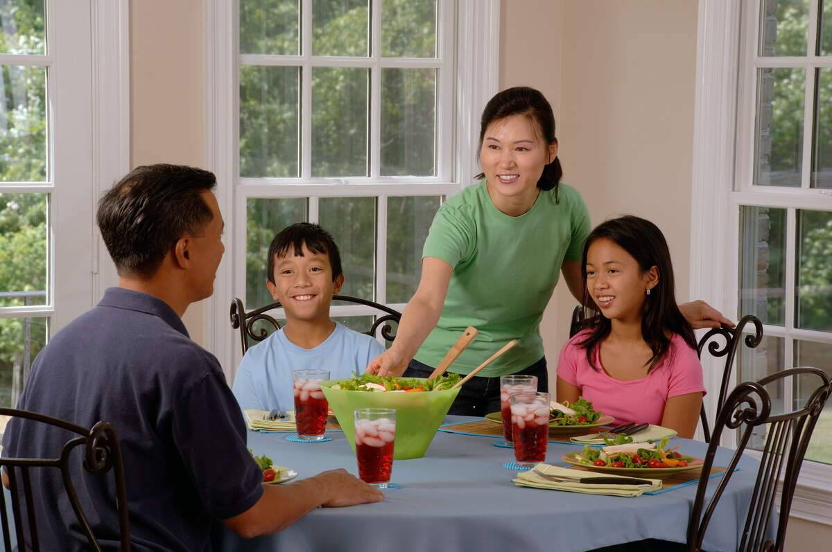 Image for National Sunday Supper Month