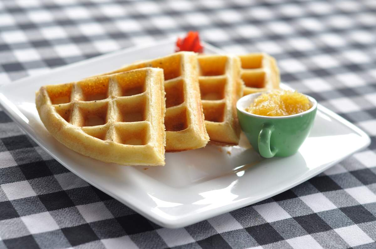 Image for National Waffle Week