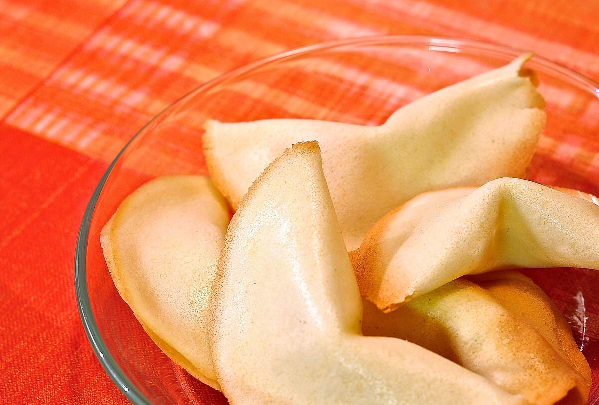 Image for Fortune Cookie Day
