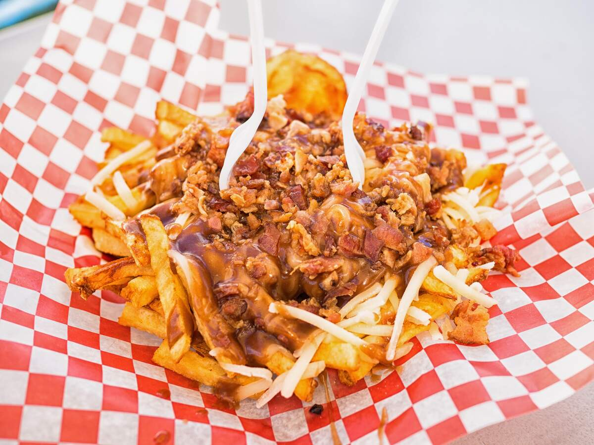Image for National Poutine Day