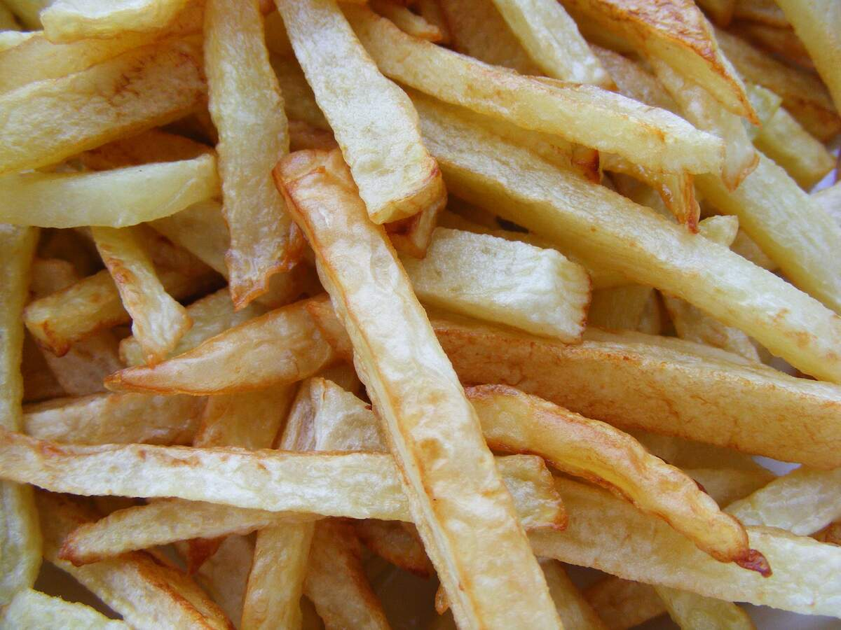 Image for National Julienne Fries Day