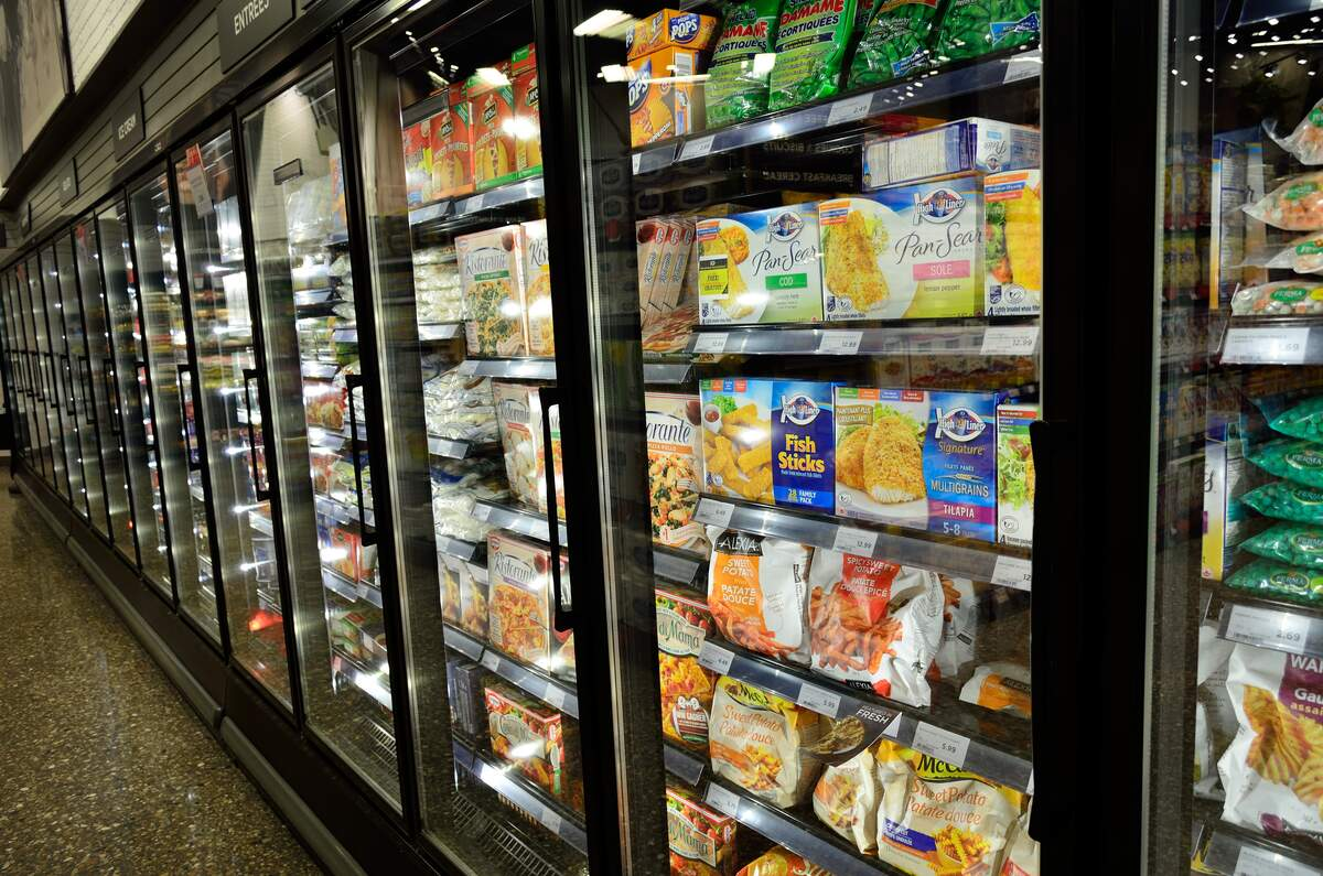 Image for March Frozen Food Month