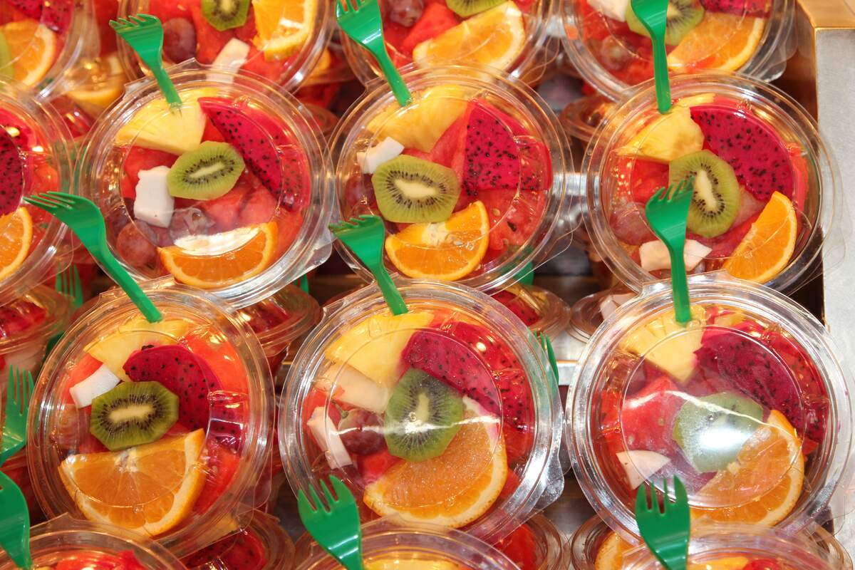 Image for National Fruit Cocktail Day
