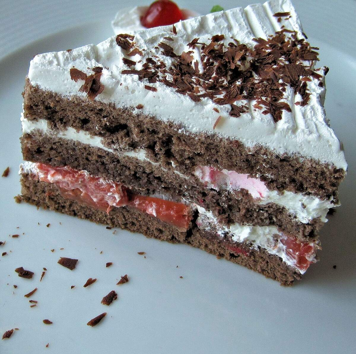 Image for National Black Forest Cake Day