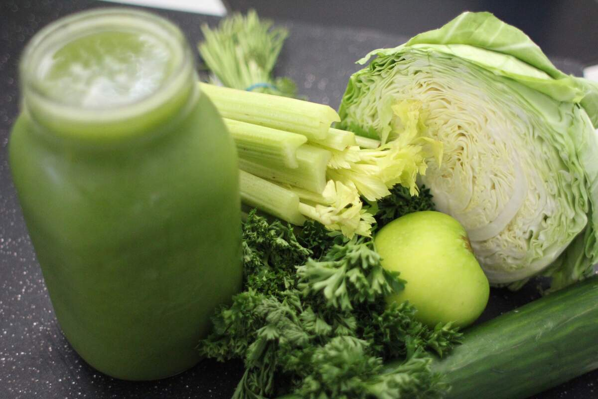 Image for National Green Juice Day