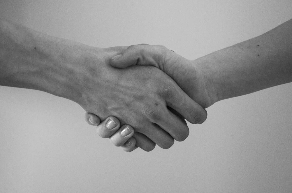Image for National Handshake Day