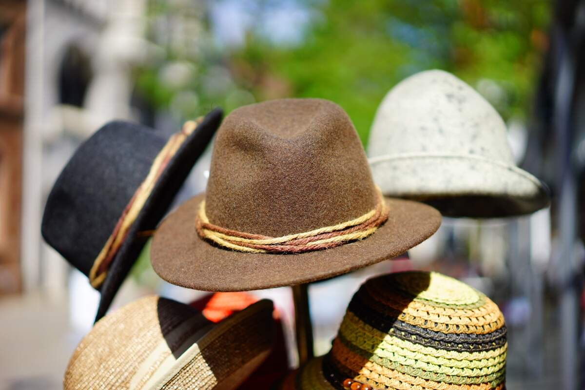 Image for National Felt Hat Day