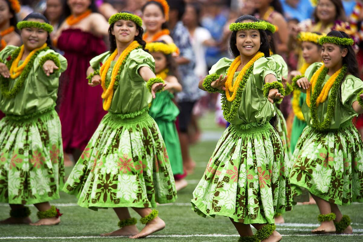 Image for Hula in the Coola Day