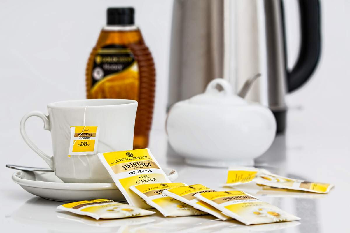 Image for National Hot Tea Day