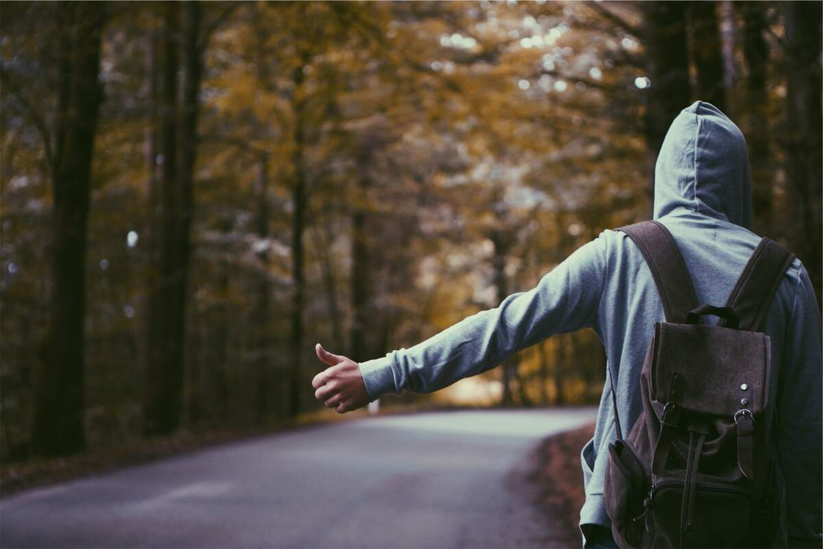 Image for Hitchhiking Month