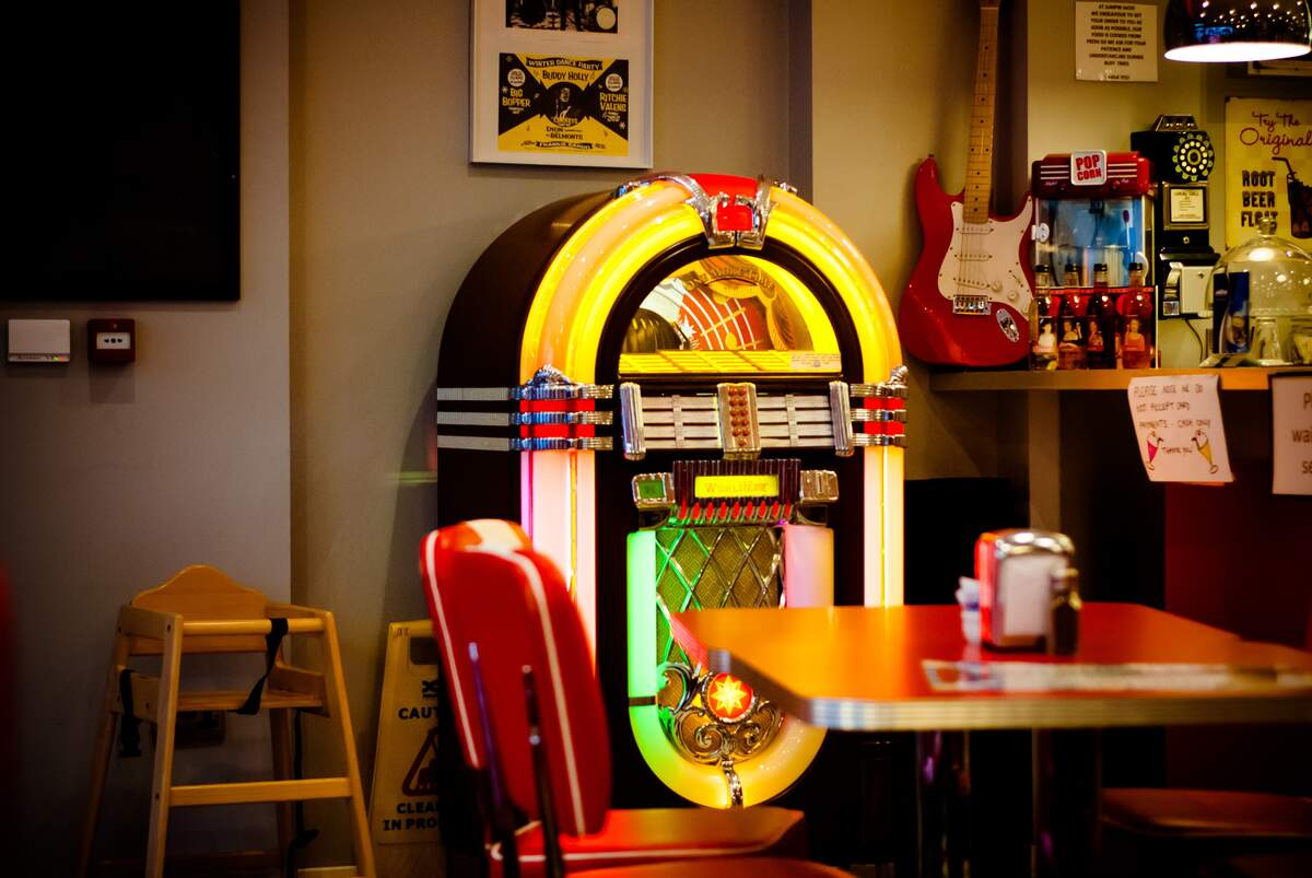 Image for National Jukebox Day