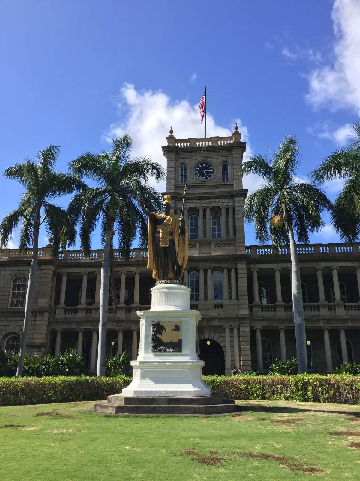 Image for King Kamehameha Day
