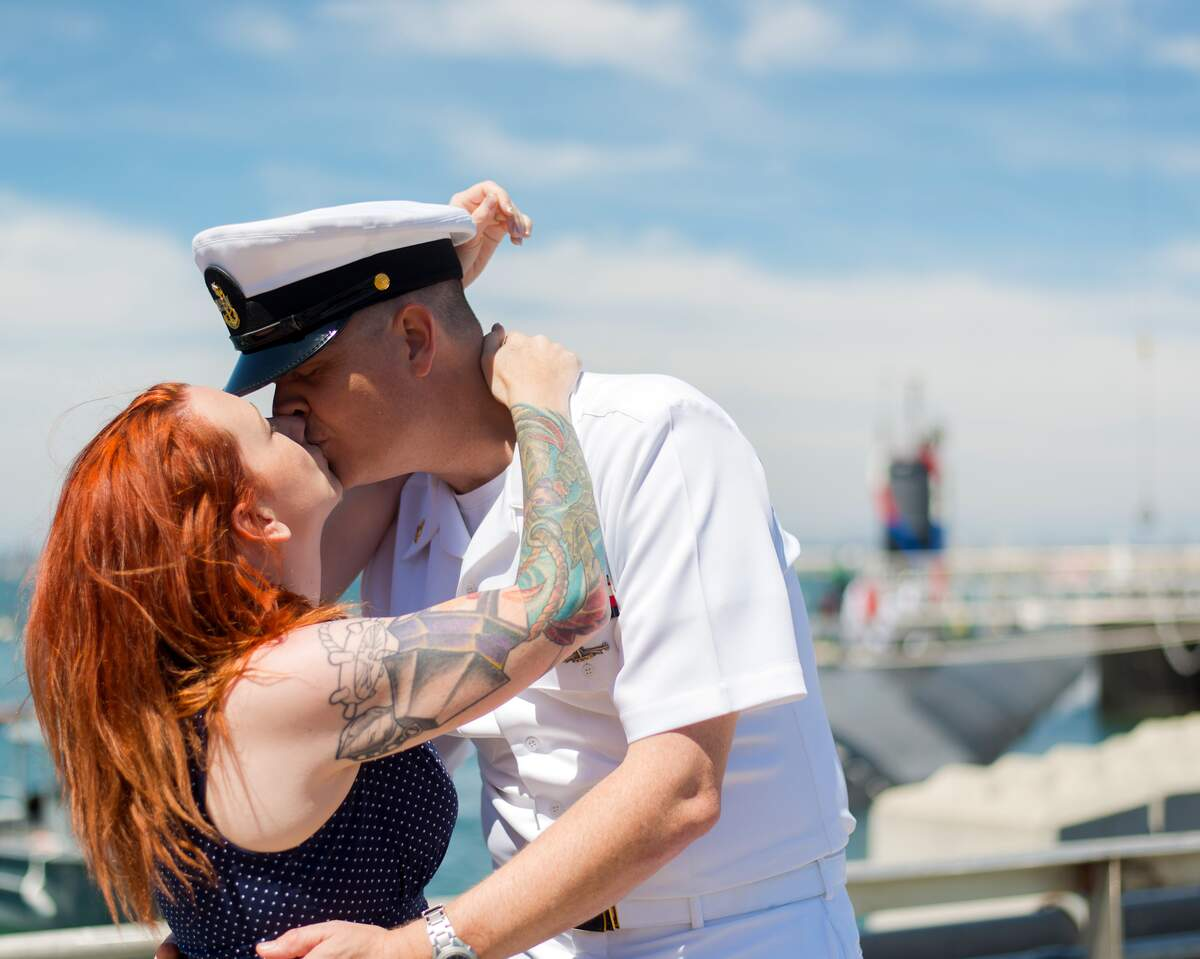 Image for International Kiss a Ginger Day