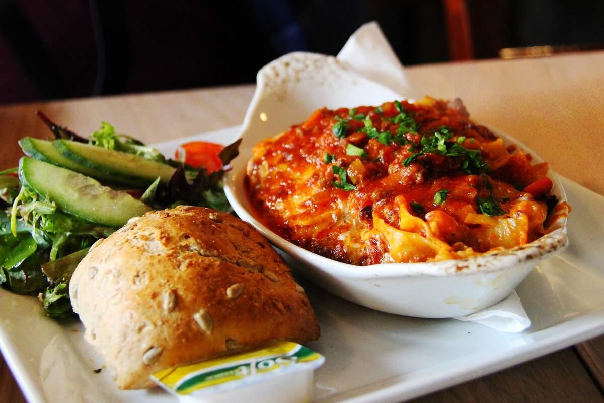 Image for Lasagna Awareness Month