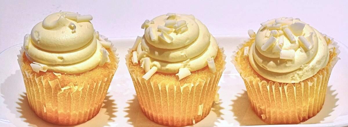 Image for National Lemon Cupcake Day