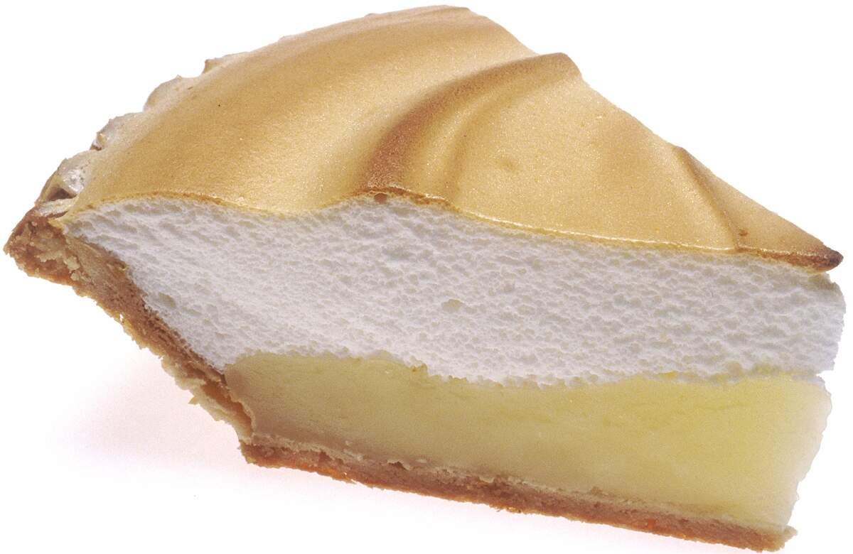 Image for National Lemon Creme Pie Day