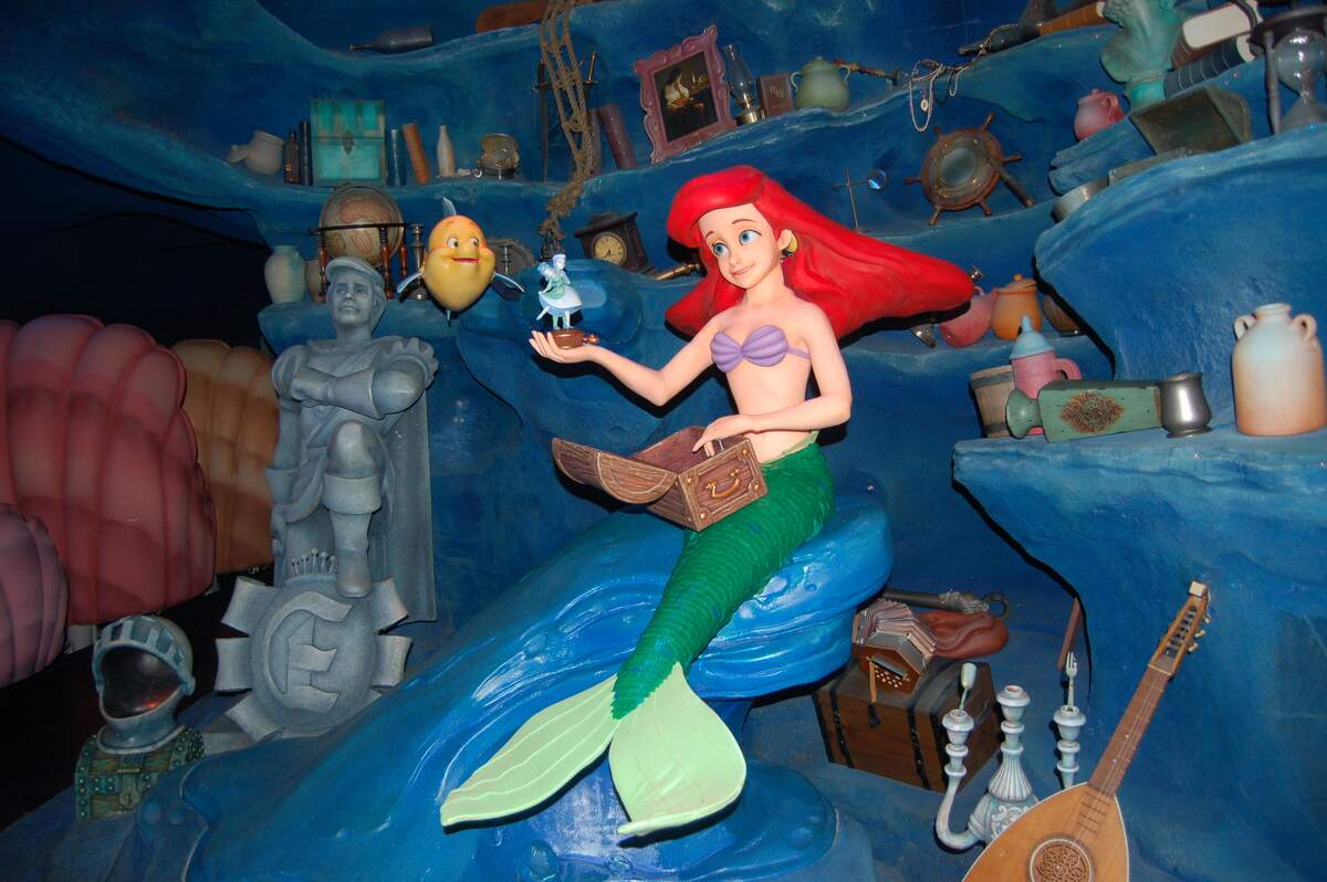 Image for The Little Mermaid Day