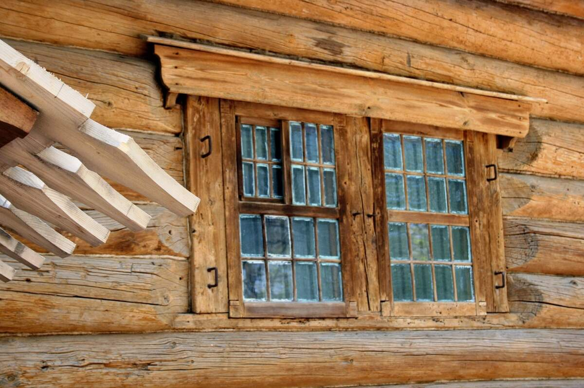 Image for Log Cabin Day