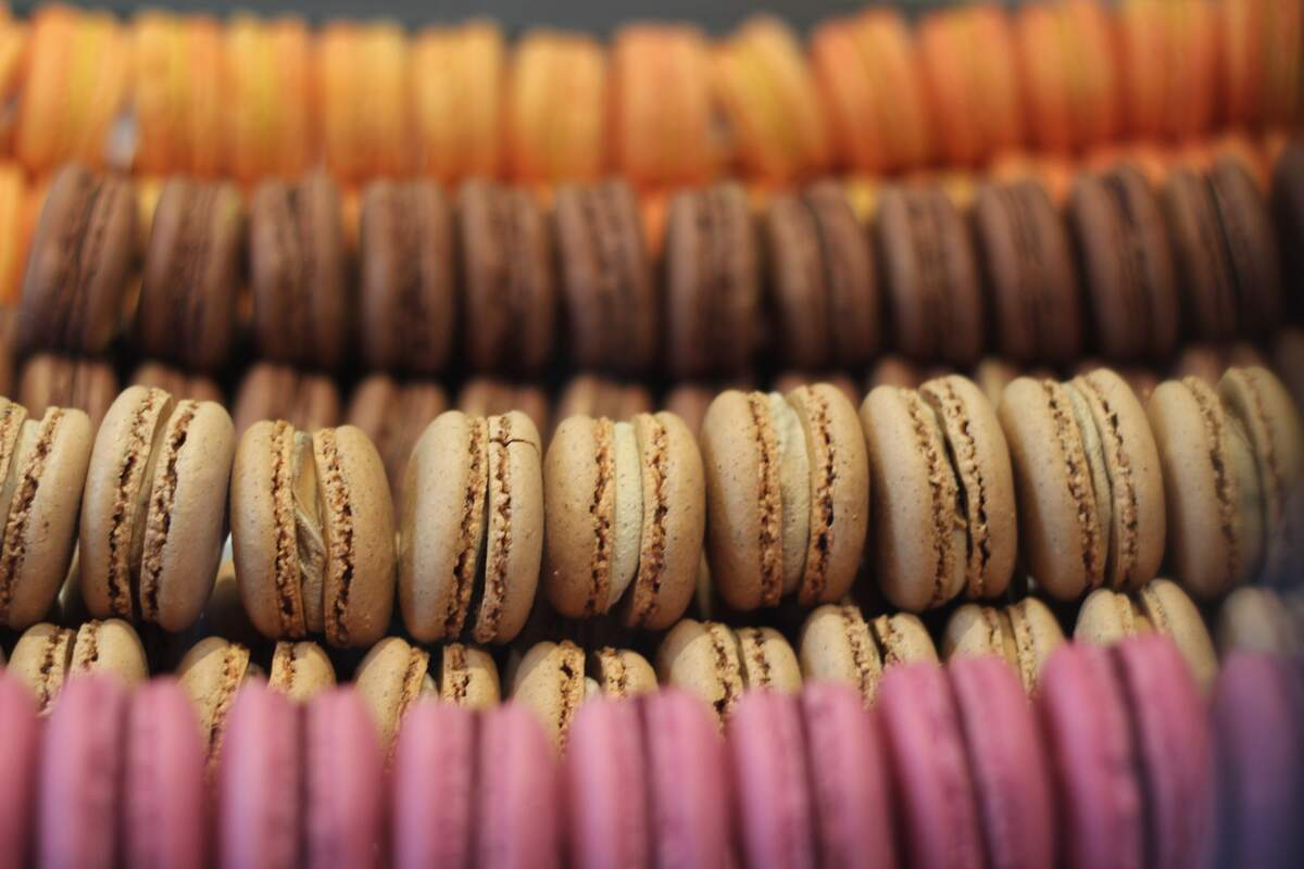 Image for National Chocolate Macaroon Day