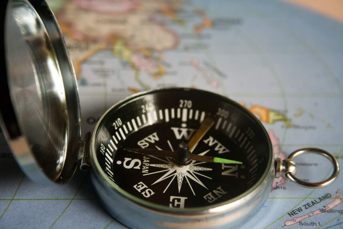 Image for Marooned Without a Compass Day