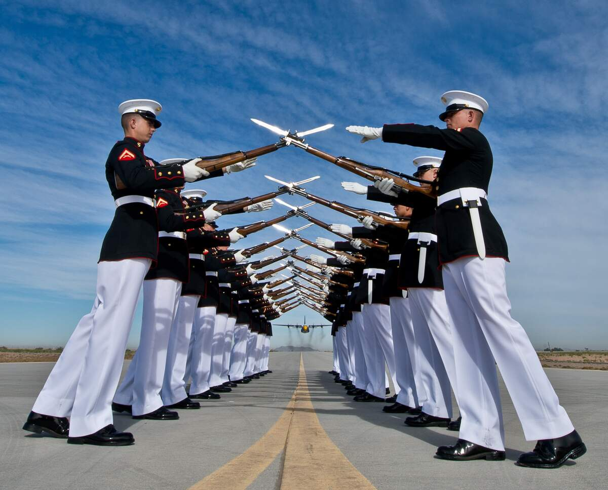 Image for USMC Day