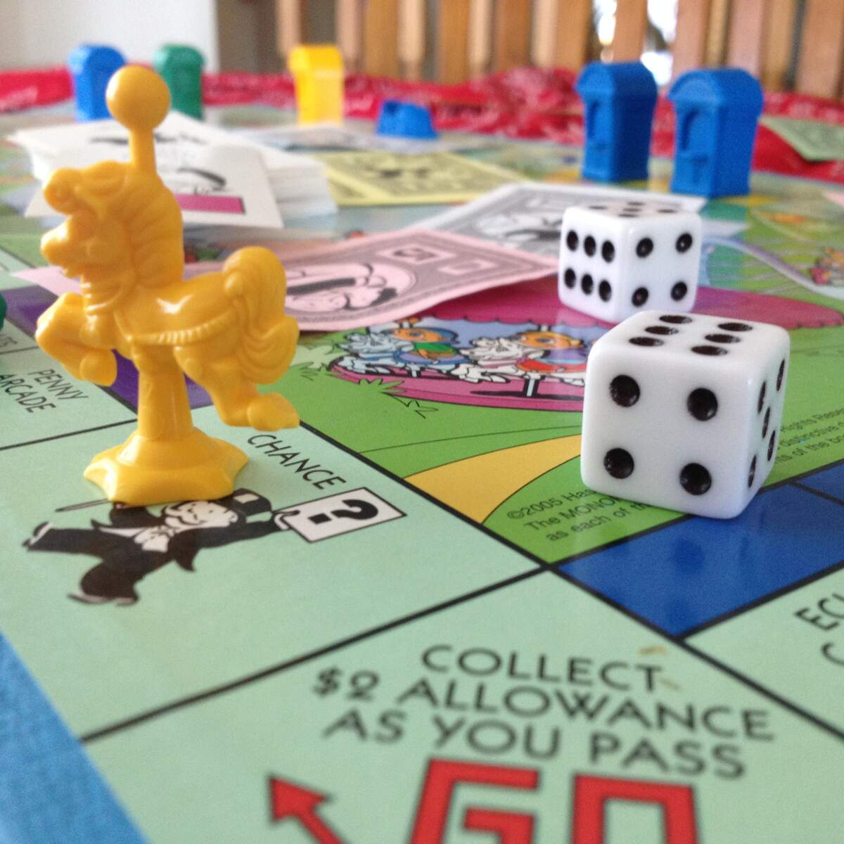 Image for Play Monopoly Day