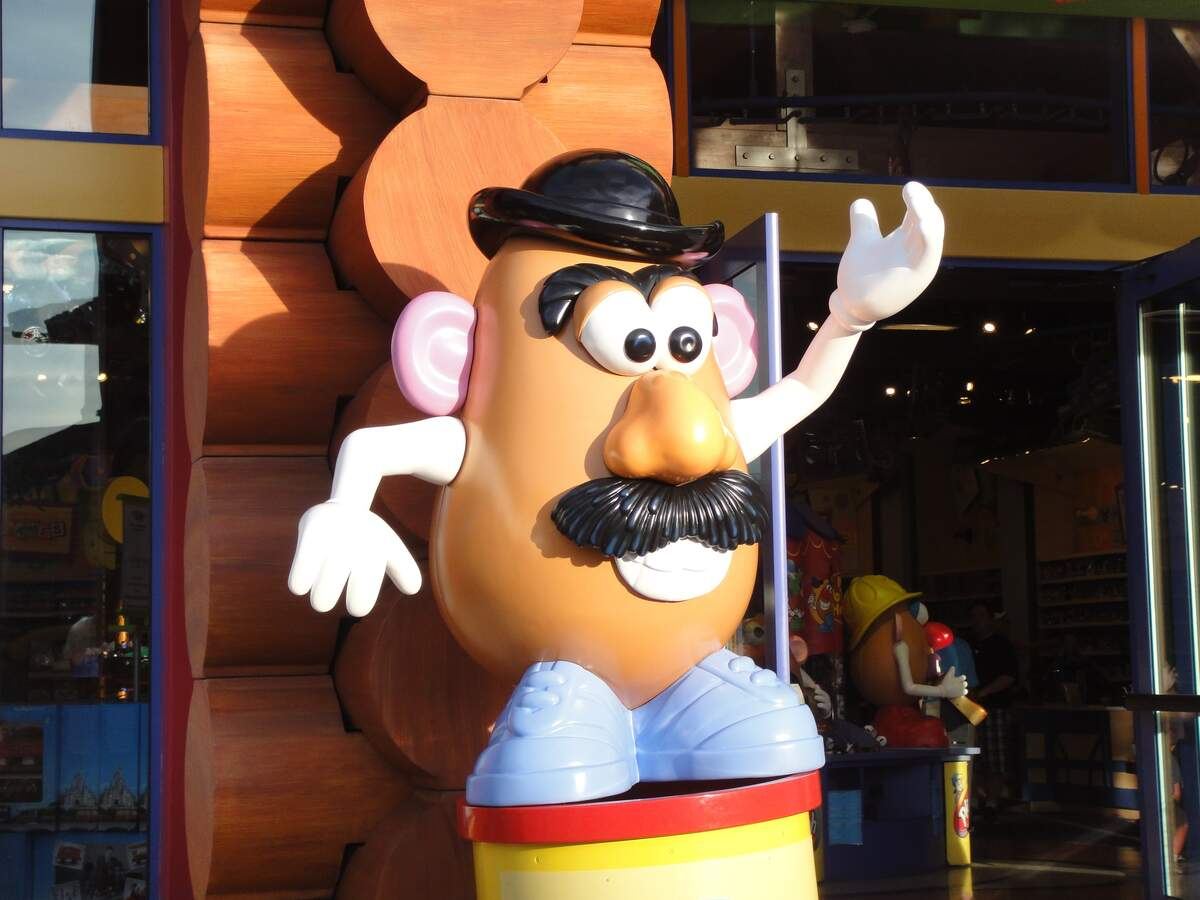 Image for National Mr. Potato Head Day