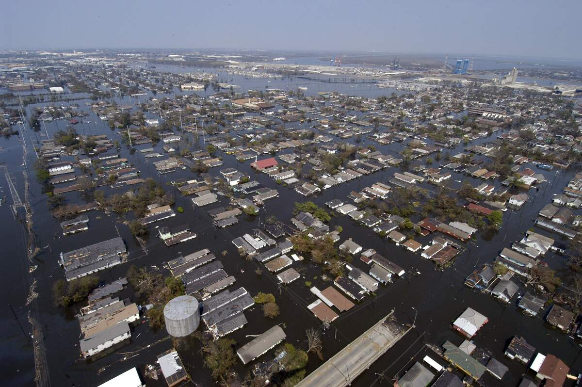 Image for National Day of Prayer and Remembrance for the Victims of Hurricane Katrina