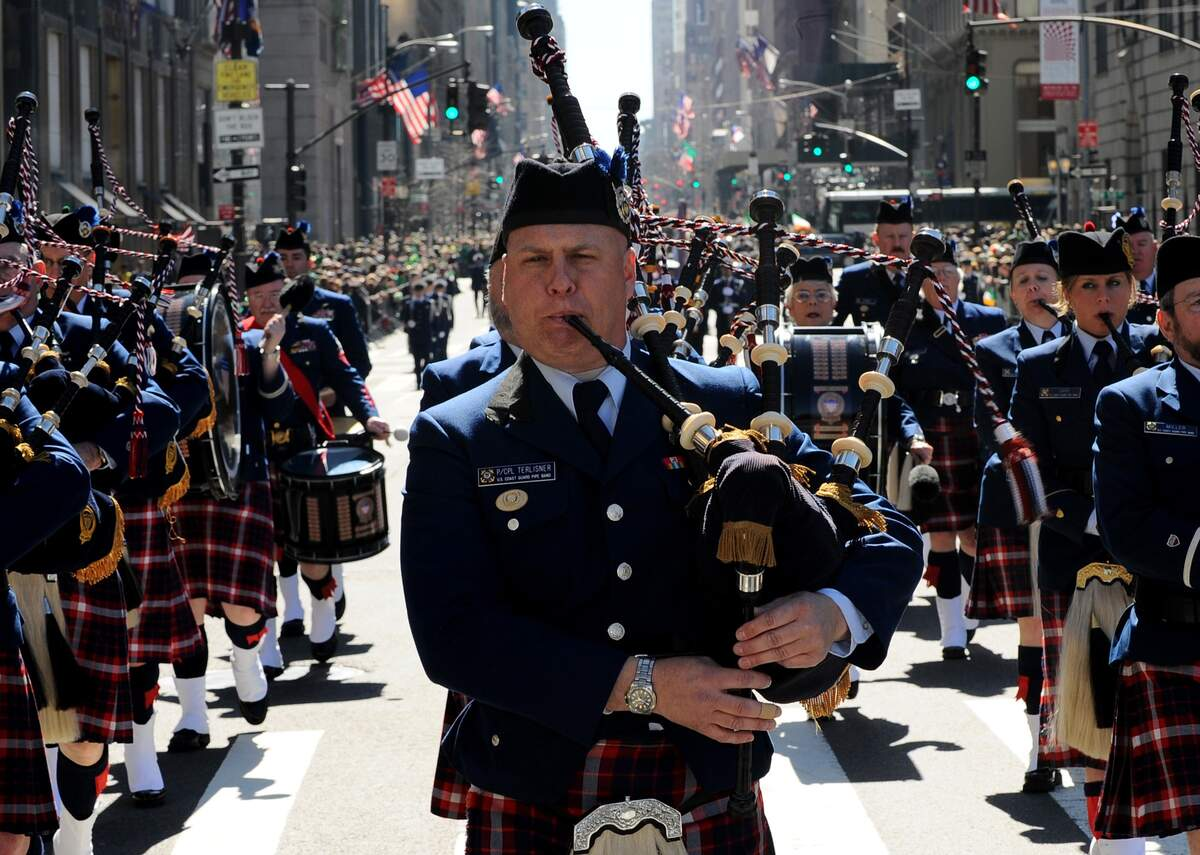 Image for Scottish-American Heritage Month