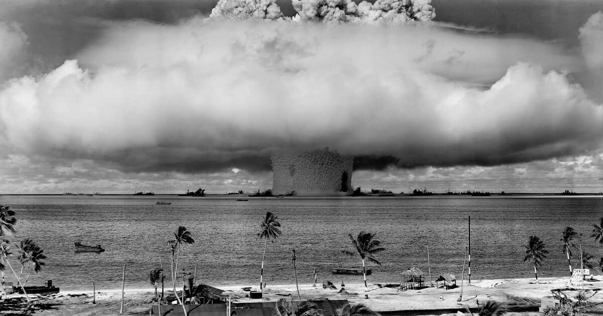 Image for International Day Against Nuclear Tests
