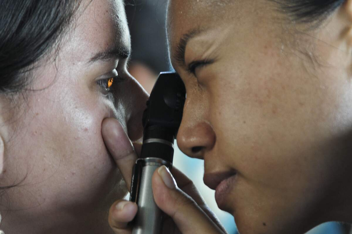 Image for National Eye Exam Month