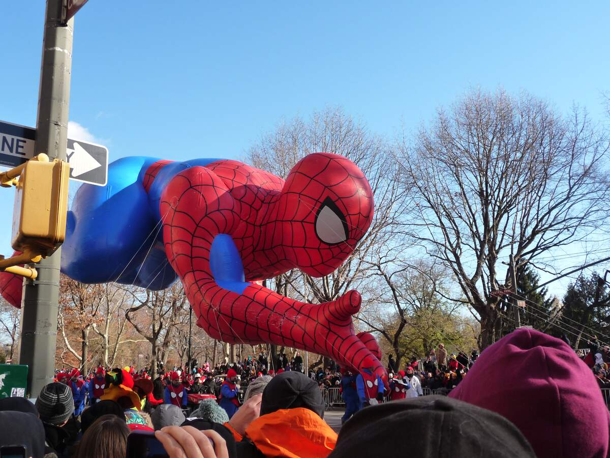 Image for Spider-Man Day