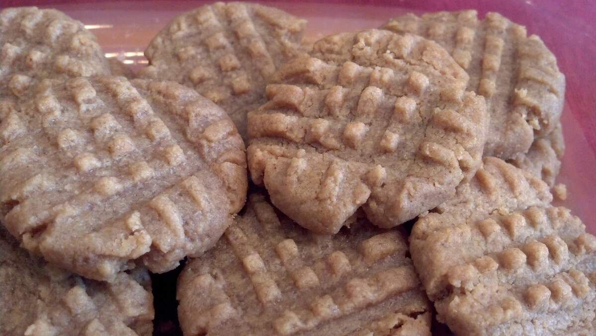 Image for National Peanut Butter Cookie Day