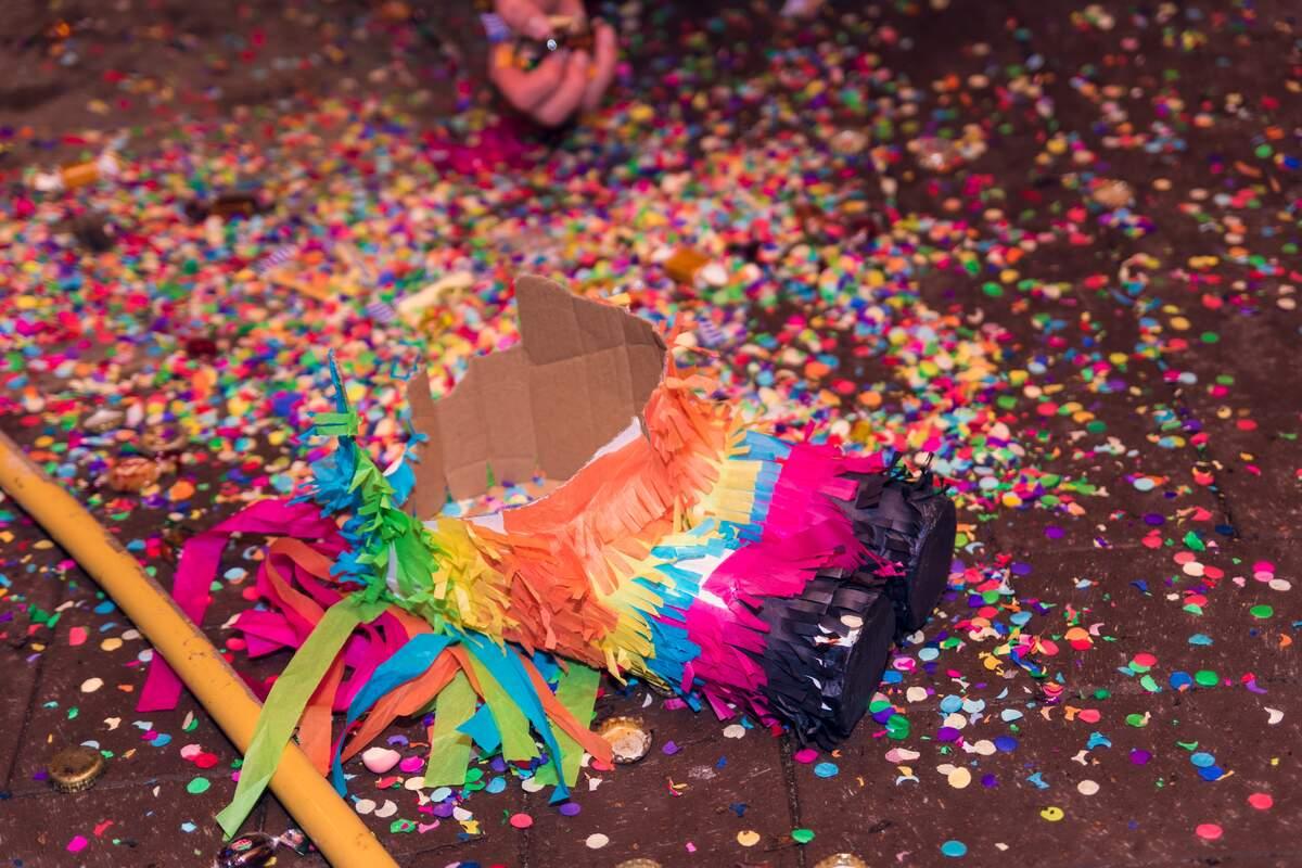 Image for Piñata Day