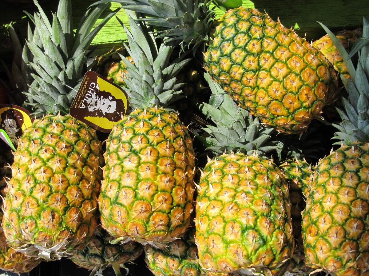 Image for Pear & Pineapple Month