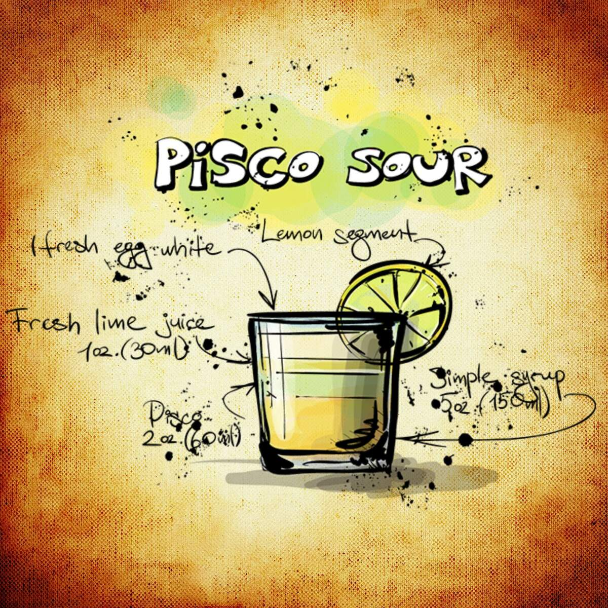 Image for International Pisco Sour Day