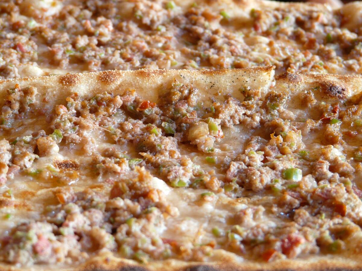 Image for National Sausage Pizza Day