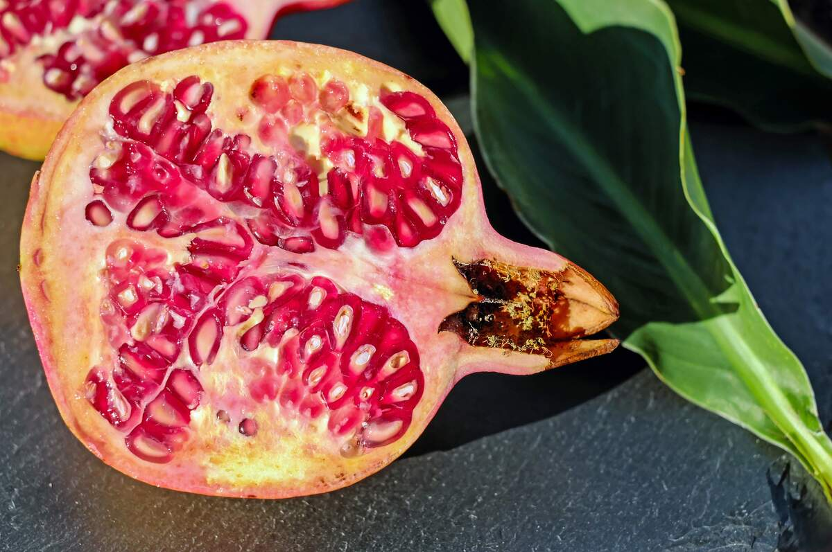 Image for National Pomegranate Month