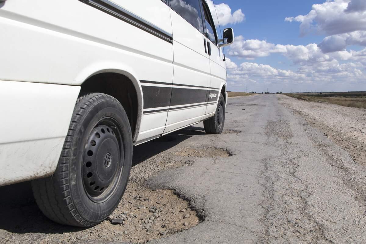 Image for National Pothole Day (UK)