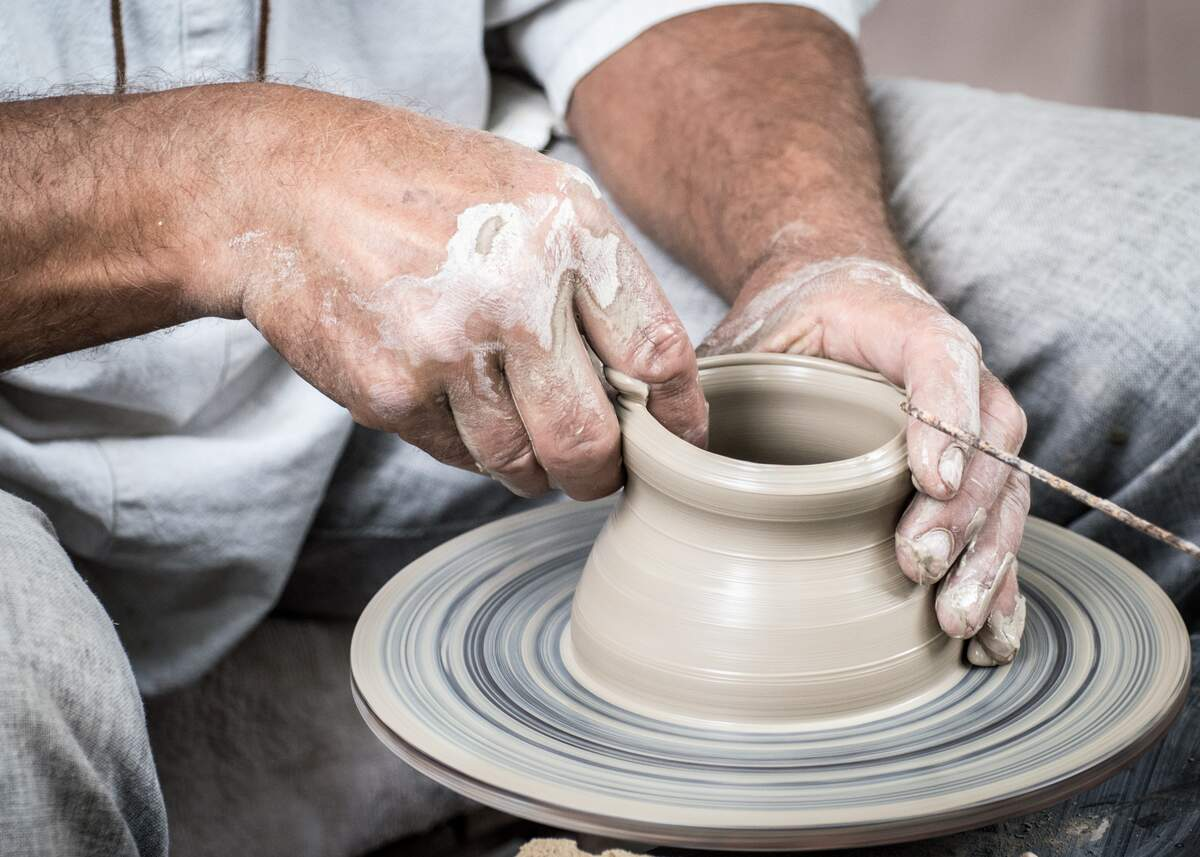 Image for National Clay Week