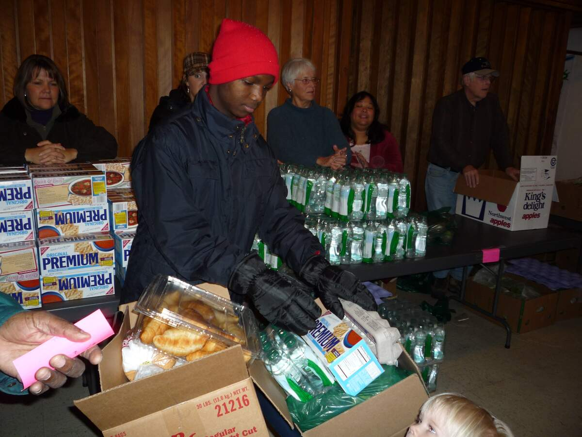 Image for Farm to Food Bank Month