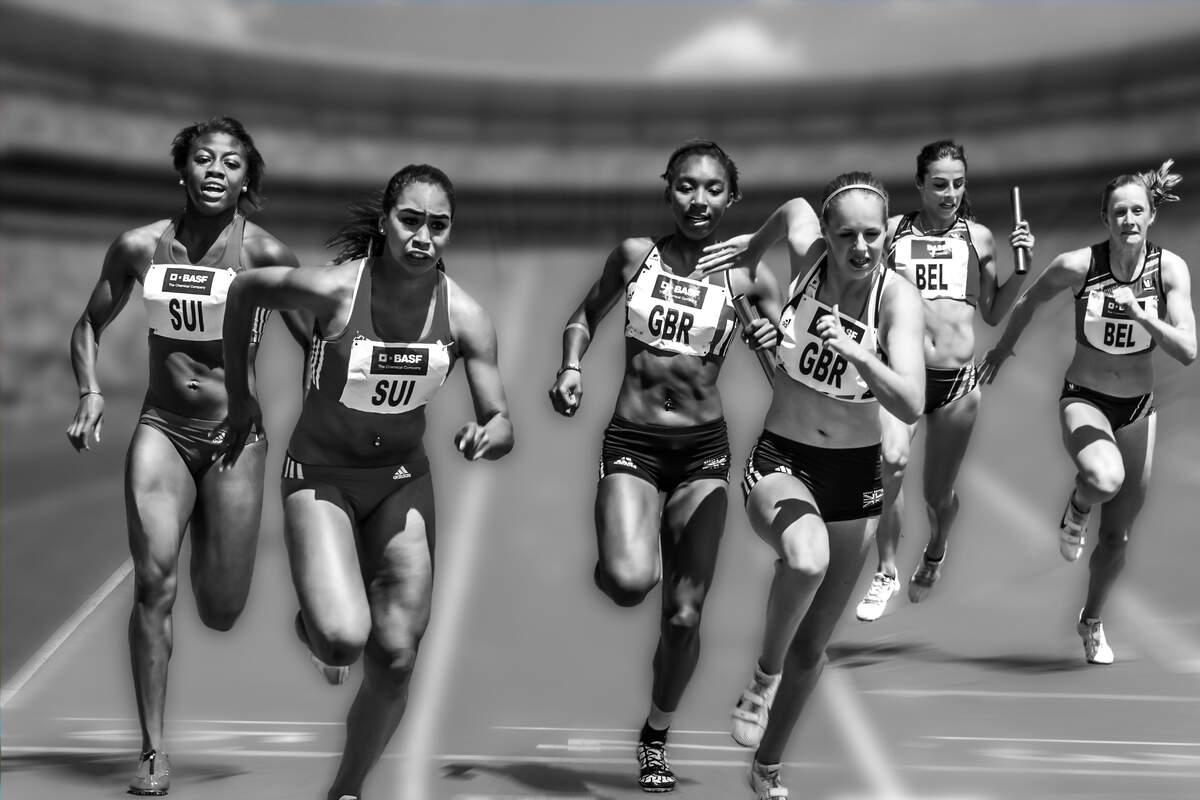 Image for Globally Organized Hug a Runner Day