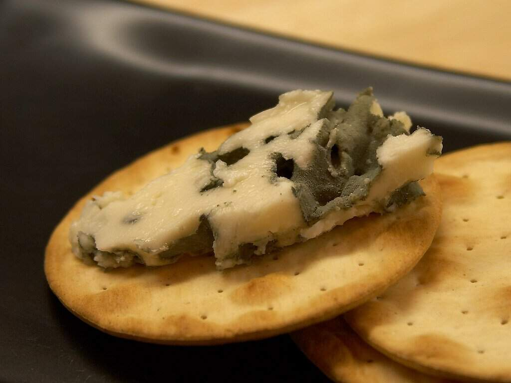 Image for National Moldy Cheese Day