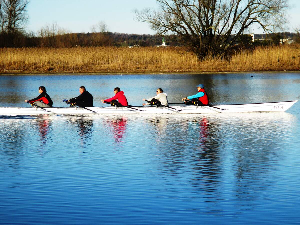 Image for National Learn to Row Day